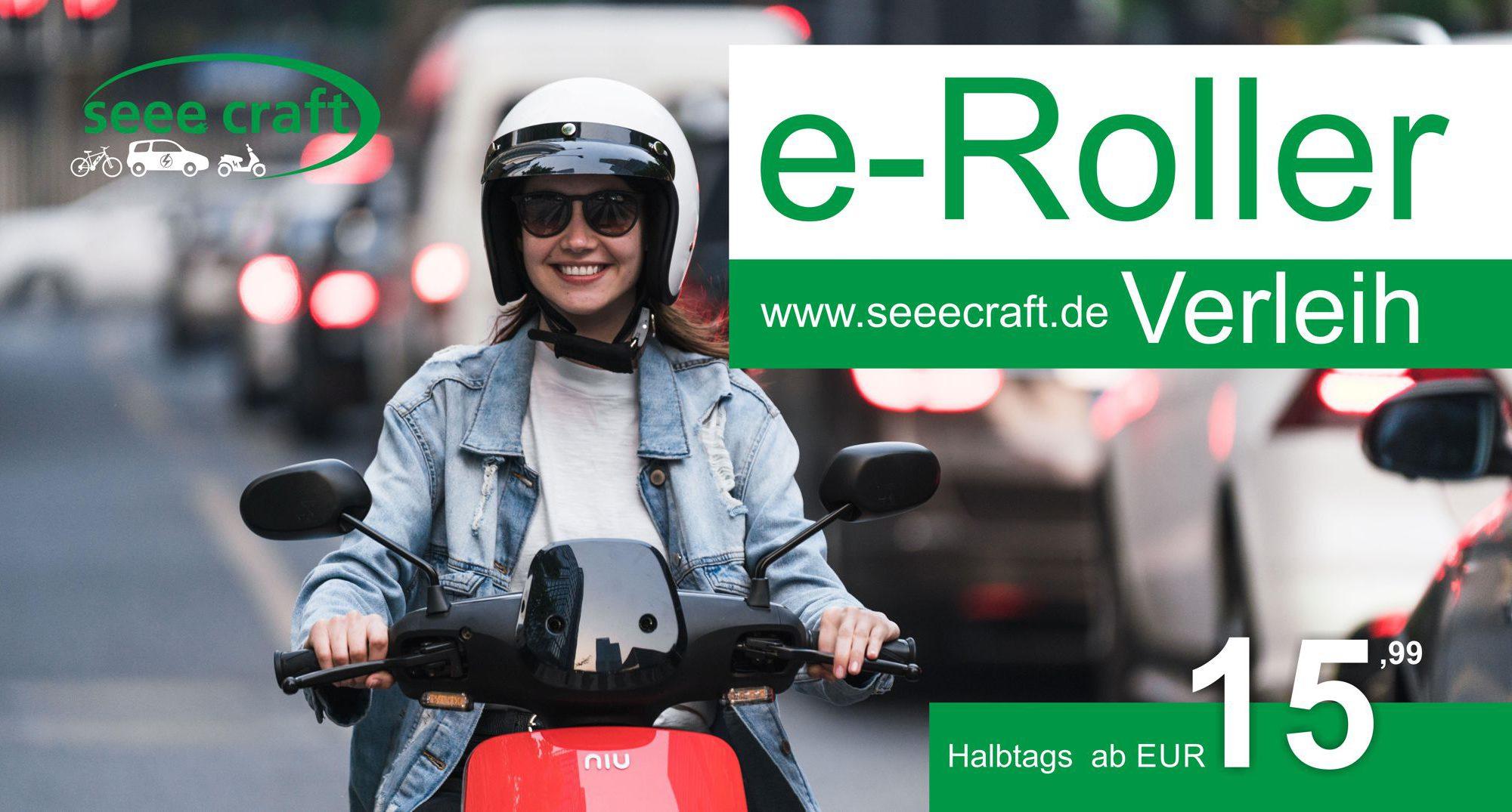 E-Roller Verleih